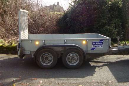 USED IFOR WILLIAMS GENERAL PURPOSE TRAILER