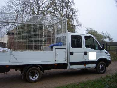 IVECO 35C12 Daily 2.3HPi DOUBLECAB PICKUP