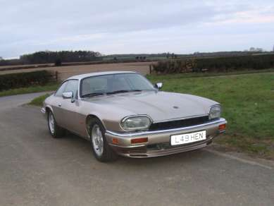 JAGUAR XJ S 4LITRE COUPE AUTOMATIC SPORTS