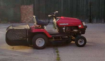 LAWNFLITE 60 RIDE ON MOWER