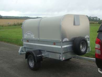 GRAHAM EDWARDS SHEEP AND PIG TRAILER