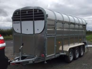 NEW NUGENT 14ft CATTLE TRAILER