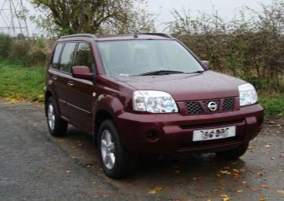 NISSAN X-TRAIL 2.2 Dci SE 5 DOOR