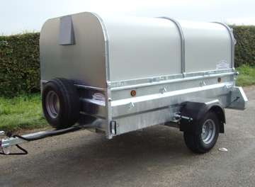 NEW GRAHAM EDWARDS 7FT SHEEP TRAILER