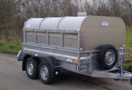 NEW GRAHAM EDWARDS GENERAL PURPOSE TRAILER