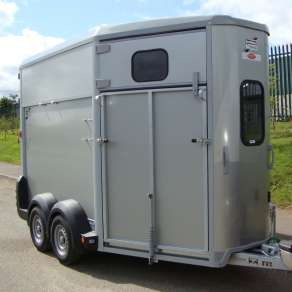 IFOR WILLIAMS 511 HORSE TRAILER
