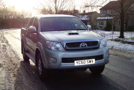 NEW TOYOTA HILUX HL3 DOUBLECAB PICKUP