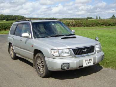 SUBARU FORESTER 2.0 AUTOMATIC TURBO