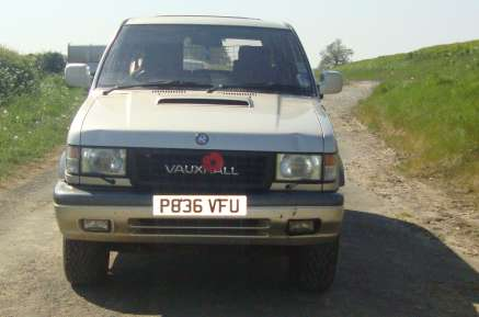 VAUXHALL MONTERAY LTD 5 DOOR