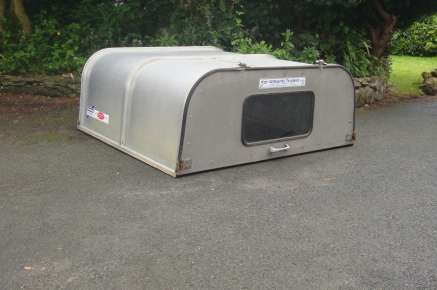 USED IFOR WILLIAMS CANOPY