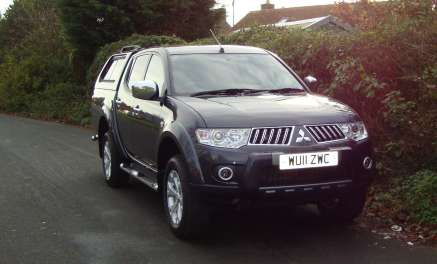 MITSUBISHI L200 2.5 DID WARRIOR DOUBLECAB PICKUP