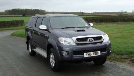 TOYOTA HILUX HL3 DOUBLECAB PICKUP