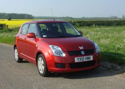 SUZUKI SWIFT 5 DOOR 1.3 PETROL CAR