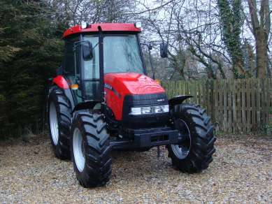 CASE IH JX 90 4WD TRACTOR