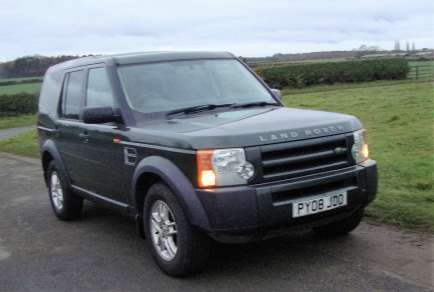 LAND ROVER DISCOVERY Tdv6 GS 5 DOOR