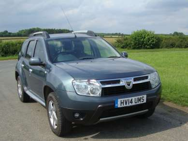 DACIA DUSTER 1.5 Dci 4WD ESTATE