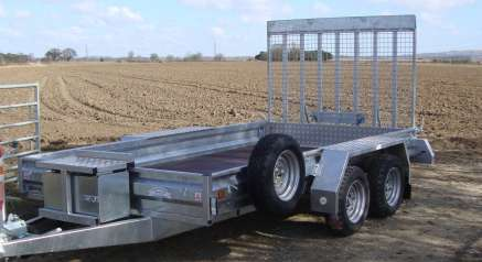 GRAHAM EDWARDS PLANT TRAILER