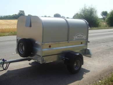 NEW GRAHAM EDWARDS SMALL LIVESTOCK TRAILER 6ftx4ft