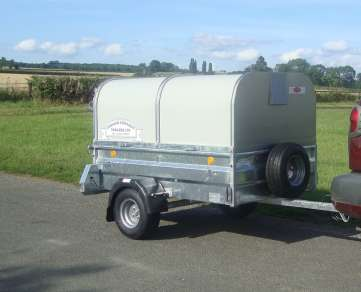 NEW GRAHAM EDWARDS SMALL LIVESTOCKTRAILER 6ftx4ft