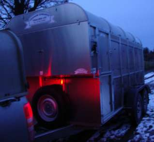NEW GRAHAM EDWARDS 12FT CATTLE TRAILER