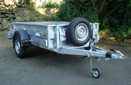 GRAHAM EDWARDS GENERAL PURPOSE TRAILER