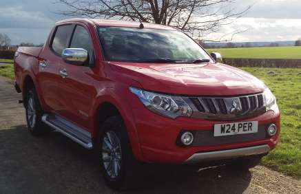 MITSUBISHI L200 2.4 Did BARBARIANDOUBLECAB PICKUP
