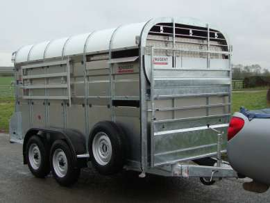 NEW NUGENT 12ft CATTLE TRAILER