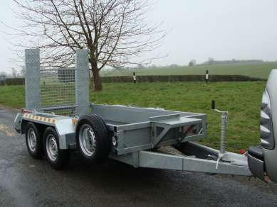 NEW NUGENT 9ft PLANT TRAILER