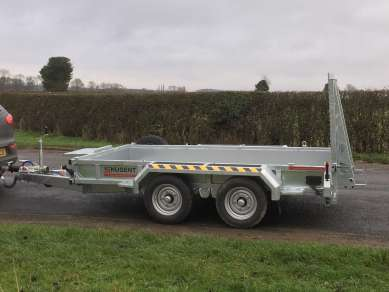 NEW NUGENT 10ft PLANT TRAILER