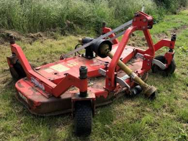RECO FINISHING MOWER